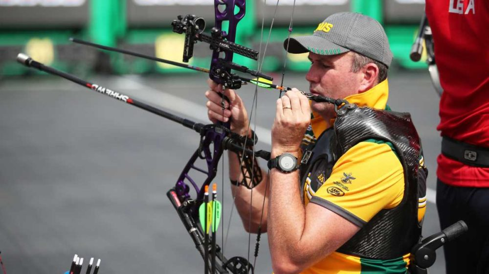 Invictus Games Sydney 2018   Invictus archers set their sights on the Paralympics