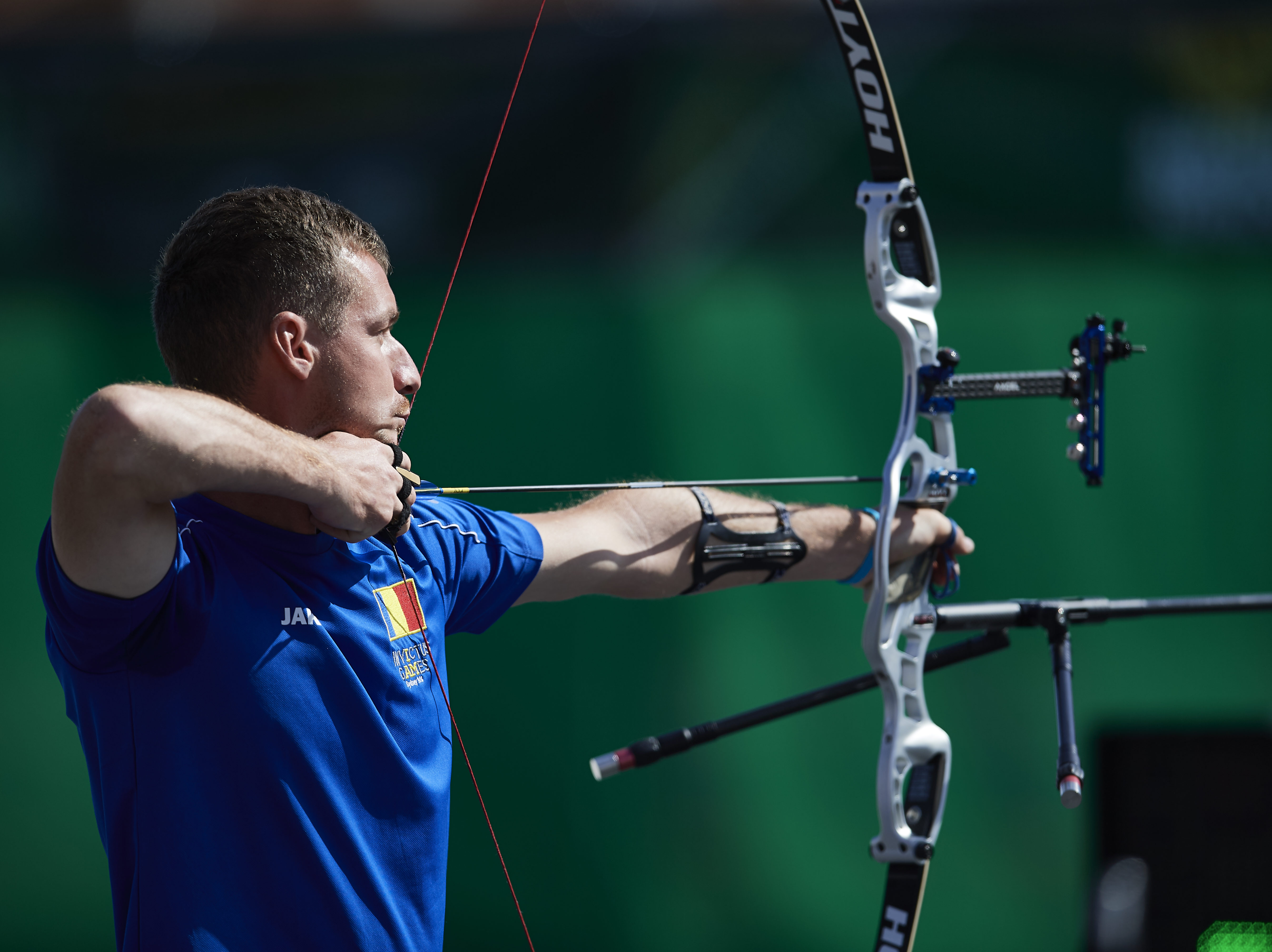 Traditional Archery Events 2020.Invictus Games Sydney 2018 Archery